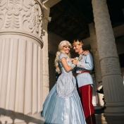 Фото Золушка и принц 003