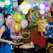 Шоу мыльных пузырей 002