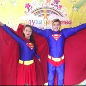 Супермен и Супергёрл, фото 2
