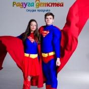 Супермен и Супергёрл