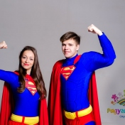 Супермен и Супергёрл, фото 4